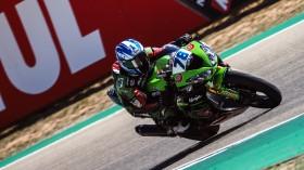 Hikari Okubo, Kawasaki Puccetti Racing, Aragon Tissot Superpole