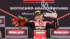 Alvaro Bautista, Aruba.it Racing-Ducati, Aragon RACE 1