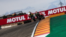 Eugene Laverty, Team Goeleven, Aragon RACE 1