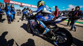 Sandro Cortese, GRT Yamaha WorldSBK, Aragon Tissot Superpole RACE