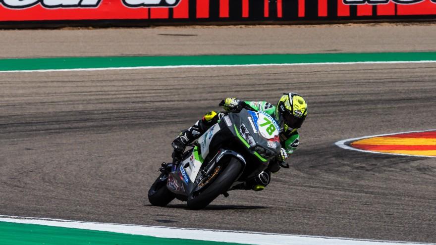 Joseph Foray, Prodina IRCOS Kawasaki, Aragon RACE