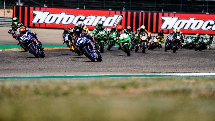 WorldSSP300, Aragon RACE
