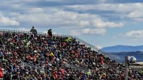 WorldSBK, Aragon Grandstand