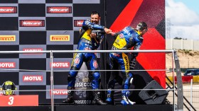 Randy Krummenacher, Federico Caricasulo, BARDAHL Evan Bros. WorldSSP Team, Aragon RACE