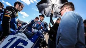 Jules Cluzel, GMT94 Yamaha, Aragon RACE