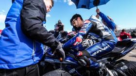 Isaac Vinales, Kallio Racing, Aragon RACE