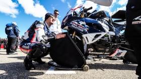 Ayrton Badovini, Team Pedercini Racing, Aragon RACE