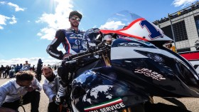 Kyle Smith, Team Pedercini Racing, Aragon RACE