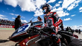 Raffaele De Rosa, MV AGUSTA Reparto Corse, Aragon RACE