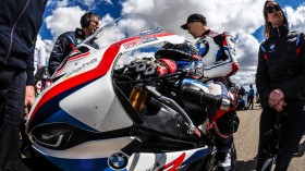 Markus Reiterberger, BMW Motorrad WorldSBK Team, Aragon RACE 2