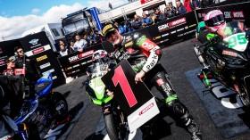 Manuel Gonzalez, Kawasaki ParkinGO Team, Aragon RACE