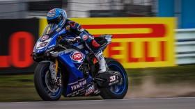 Marco Melandri, GRT Yamaha WorldSBK, Assen FP2