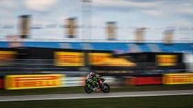Leon Haslam, Kawasaki Racing Team WorldSBK, Assen FP2