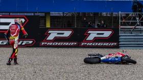 Leon Camier, Moriwaki-Althea Honda Racing Team, Assen FP2