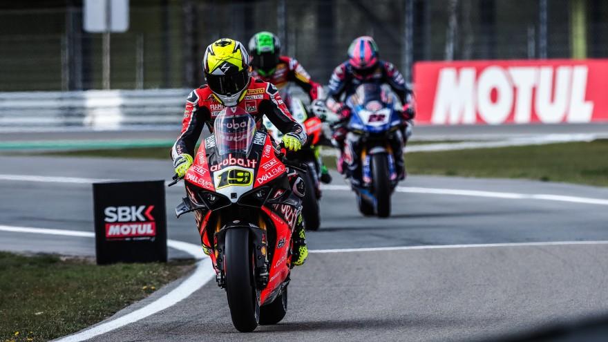 Alvaro Bautista, Aruba.it Racing-Ducati, Assen FP1