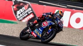 Michael van der Mark, Pata Yamaha WorldSBK Team, Assen FP1