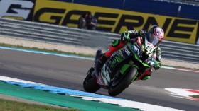 Leon Haslam, Kawasaki Racing Team WorldSBK, Assen FP1