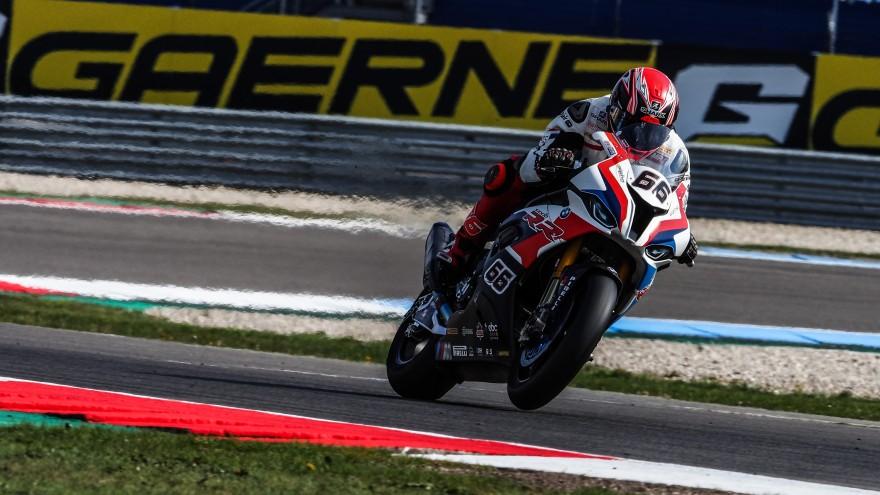 Tom Sykes, BMW Motorrad WorldSBK Team, Assen FP1