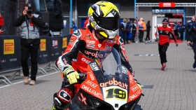 Alvaro Bautista, Aruba.it Racing-Ducati, Assen Tissot Superpole