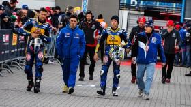 Randy Krummenacher, Federico Caricasulo, BARDAHL Evan Bros. WorldSSP Team, Assen Tissot Superpole