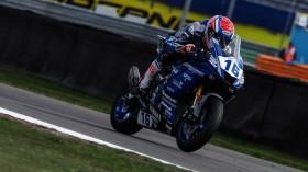 Jules Cluzel, GMT94 Yamaha, Assen Tissot Superpole