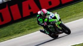 Lucas Mahias, Kawasaki Pucceti Racing, Assen Tissot Superpole