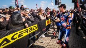 Michael van der Mark, Pata Yamaha WorldSBK Team, Assen RACE 1