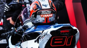 Jordi Torres, Team Pedercini Racing, Assen RACE 1