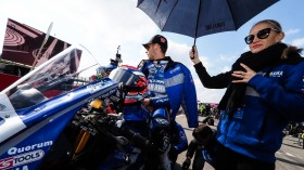 Jules Cluzel, GMT94 Yamaha, Assen RACE