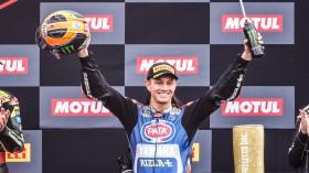 Michael van der Mark, Pata Yamaha WorldSBK Team, Assen RACE 2