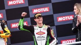 Scott Deroue, Kawasaki MOTOPORT, Assen RACE