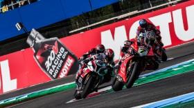 Chaz Davies, Aruba.it Racing-Ducati, Assen RACE 1