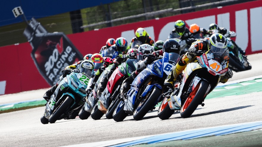 WorldSSP300, Assen RACE