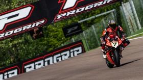 Chaz Davies, Aruba.it Racing-Ducati, Imola FP1