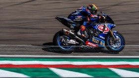 Michael van der Mark, Pata Yamaha WorldSBK Team, Imola FP2