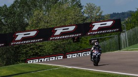 Ayrton Badovini, Team Pedercini Racing, Imola FP2