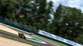 Leon Haslam, Kawasaki Racing Team WorldSBK, Imola FP2