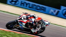 Tom Sykes, BMW Motorrad WorldSBK Team, Imola FP2