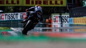 Michael van der Mark, Pata Yamaha WorldSBK Team, Imola FP2