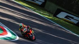 Massimo Roccoli, Team Rosso Corsa, Imola FP2