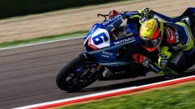 Maria Herrera, MS Racing, Imola FP2