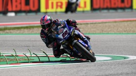 Alex Lowes, Pata Yamaha WorldSBK Team, Imola FP2