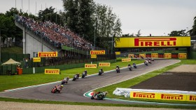WorldSBK, Imola RACE 1