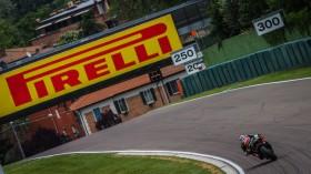 Jonathan Rea, Kawasaki Racing Team WorldSBK, Imola RACE 1