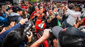 Chaz Davies, Aruba.it Racing-Ducati, Imola Tissot Superpole