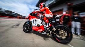 Michael Ruben Rinaldi, BARNI Racing Team, Imola Tissot Superpole
