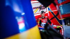 Leon Camier, Moriwaki-Althea Honda Racing Team, Imola Tissot Superpole
