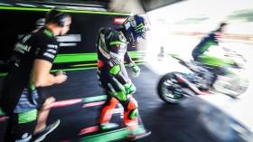 Leon Haslam, Kawasaki Racing Team WorldSBK, Imola Tissot Superpole
