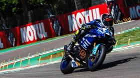 Thomas Gradinger, Kallio Racing, Imola Tissot Superpole