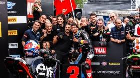 Toprak Razgatlioglu, Turkish Puccetti Racing, Imola RACE 1